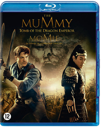 The Mummy 3: Tomb Of The Dragon Emperor-Blu-Ray