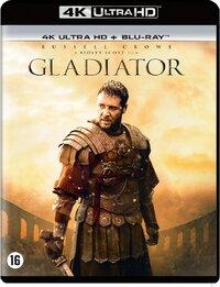 Gladiator (4K Ultra HD En Blu-Ray)-4K Blu-Ray