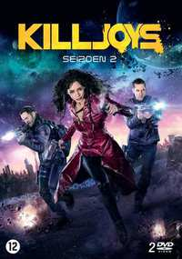 Killjoys - Seizoen 2-DVD