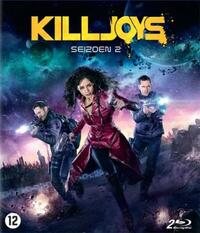 Killjoys - Seizoen 2-Blu-Ray