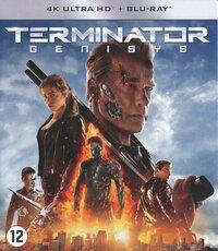 Terminator - Genisys-4K Blu-Ray