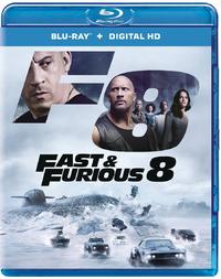 Fast & Furious 8-Blu-Ray
