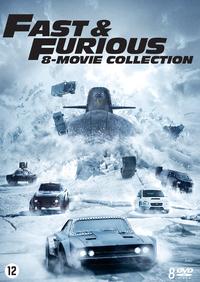 Fast & Furious 1-8-DVD