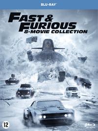 Fast & Furious 1-8-Blu-Ray
