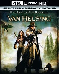 Van Helsing-4K Blu-Ray