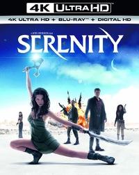 Serenity (4K Ultra HD En Blu-Ray)-4K Blu-Ray
