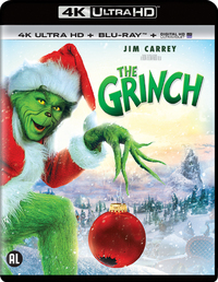 How The Grinch Stole Christmas-4K Blu-Ray
