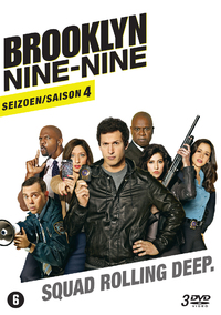 Brooklyn Nine-Nine - Seizoen 4-DVD