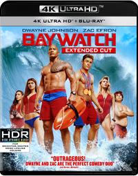 Baywatch (4K Ultra HD En Blu-Ray)-4K Blu-Ray