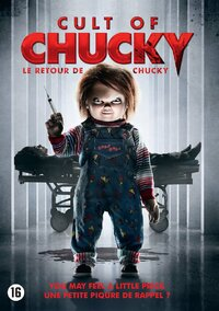 Cult Of Chucky-DVD
