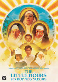 The Little Hours-DVD