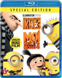 Verschrikkelijke Ikke 3-Blu-Ray