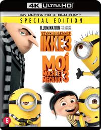 Verschrikkelijke Ikke 3 (4K Ultra HD En Blu-Ray)-4K Blu-Ray