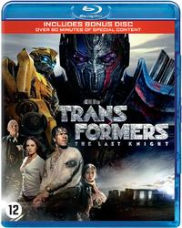 Transformers 5 - The Last Knight-Blu-Ray