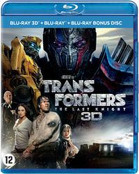 Transformers 5 - The Last Knight (3D + 2D Blu-Ray)-3D Blu-Ray