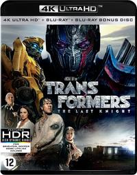 Transformers 5 - The Last Knight (4K Ultra HD En Blu-Ray)-4K Blu-Ray