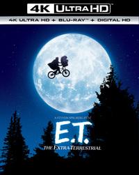 E.T. The Extra-Terrestrial (4K Ultra HD En Blu-Ray)-4K Blu-Ray