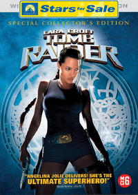 Tomb Raider-DVD