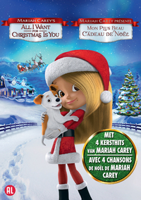 Mariah Carey's All I Want For Christmas-DVD
