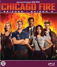 Chicago Fire - Seizoen 5-Blu-Ray