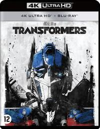 Transformers (4K Ultra HD En Blu-Ray)-4K Blu-Ray