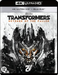 Transformers 2 - Revenge Of The Fallen-4K Blu-Ray