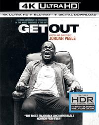 Get Out (4K Ultra HD En Blu-Ray)-4K Blu-Ray