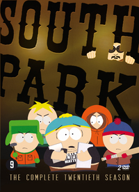 South Park - Seizoen 20-DVD