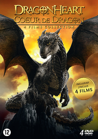 Dragonheart 1-4-DVD