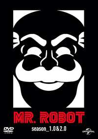 Mr. Robot - Seizoen 1-2-DVD