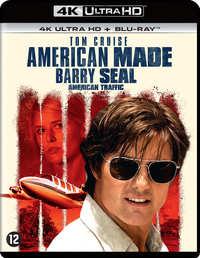 American Made (4K Ultra HD En Blu-Ray)-4K Blu-Ray