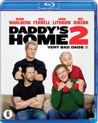 Daddy's Home 2-Blu-Ray