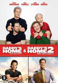 Daddy's Home 1+2-DVD