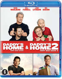 Daddy's Home 1+2-Blu-Ray