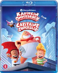 Kaptein Onderbroek - Het Eerste Grote Avontuur-Blu-Ray
