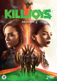 Killjoys - Seizoen 3-DVD