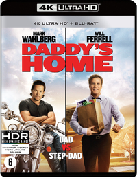 Daddy's Home-4K Blu-Ray