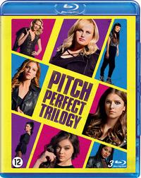 Pitch Perfect 1-3-Blu-Ray