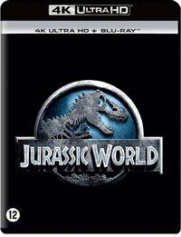 Jurassic World (4K Ultra HD En Blu-Ray)-4K Blu-Ray