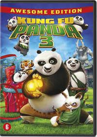 Kung Fu Panda 3-DVD
