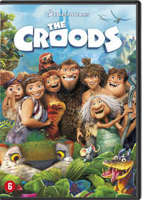 The Croods-DVD