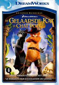 De Gelaarsde Kat-DVD
