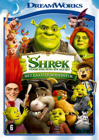 Shrek 4-DVD