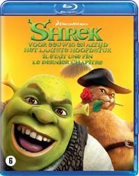 Shrek 4-Blu-Ray