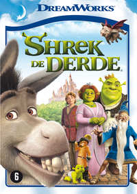Shrek 3-DVD