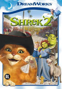 Shrek 2-DVD
