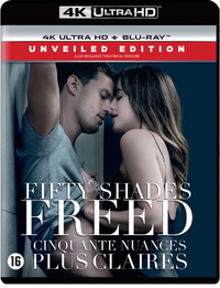 Fifty Shades Freed (4K Ultra HD En Blu-Ray)-4K Blu-Ray