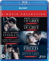 Fifty Shades Trilogy-Blu-Ray