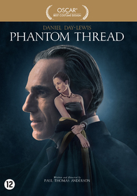 Phantom Thread-DVD