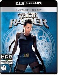 Tomb Raider-4K Blu-Ray